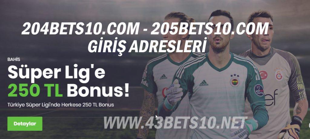 204bets10.com - 205bets10.com Giriş Adresleri